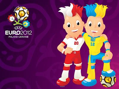 euro 2012 mascots names
