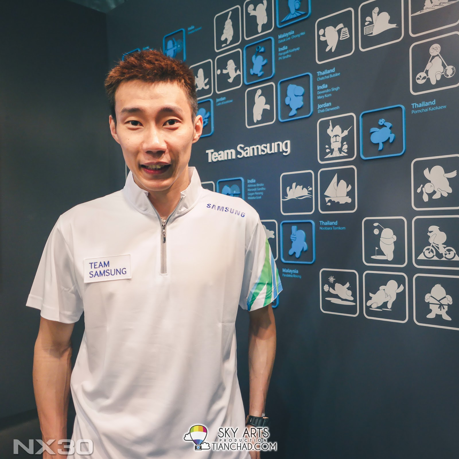 Interview with Dato Lee Chong Wei Incheon Asian Games 2014 s