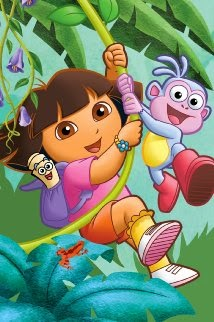 Dora the Explorer  (Tv Series) Ντόρα η Μικρή Εξερευνήτρια - ΜΕΤΑΓΛΩΤΙΣΜΕΝΟ ταινιες online seires xrysoi greek subs