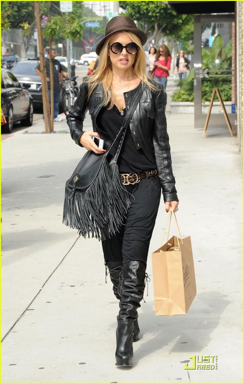 Style Icon: Rachel Zoe!
