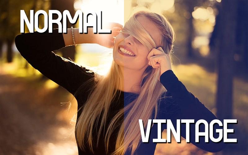 Cara Membuat Efek Vintage Mudah Hanya 3 Langkah (Photoshop)