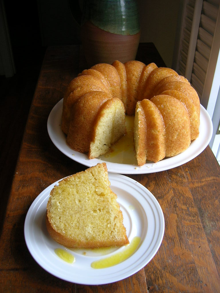 Old Fashioned Kentucky Butter Cake