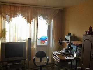 Фото окна в квартире евро
