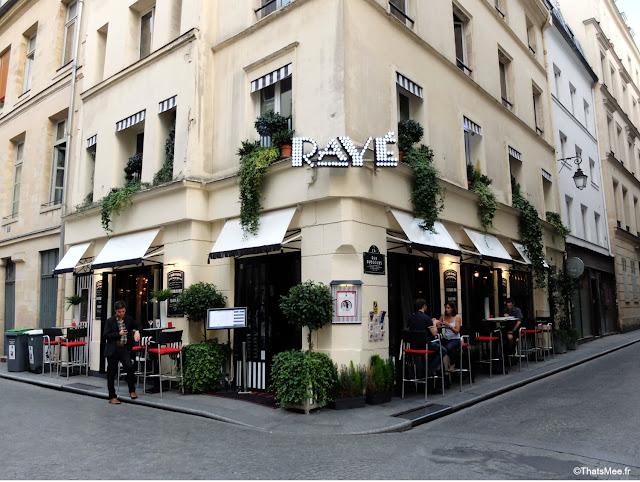 Club Rayé bar jazz Paris, rue saint-sauveur nouveau quartier bars restos branchés cool Paris ThatsMee.fr