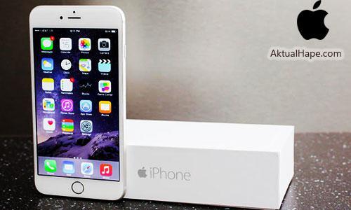 Harga dan Spesifikasi HP iPhone 6 Terbaru