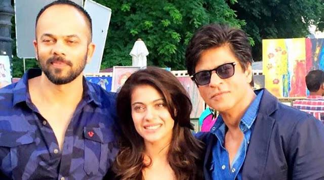 Dilwale Gagal Box Office, Pengarah Salahkan Shah Rukh Khan