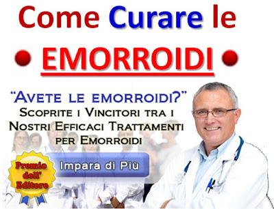 Emoglobina basso allatto di cura di emorroidi