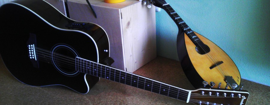Benjamin Hartl: Neues Jahr - neue E-Gitarre als Projekt. Diesmal ...