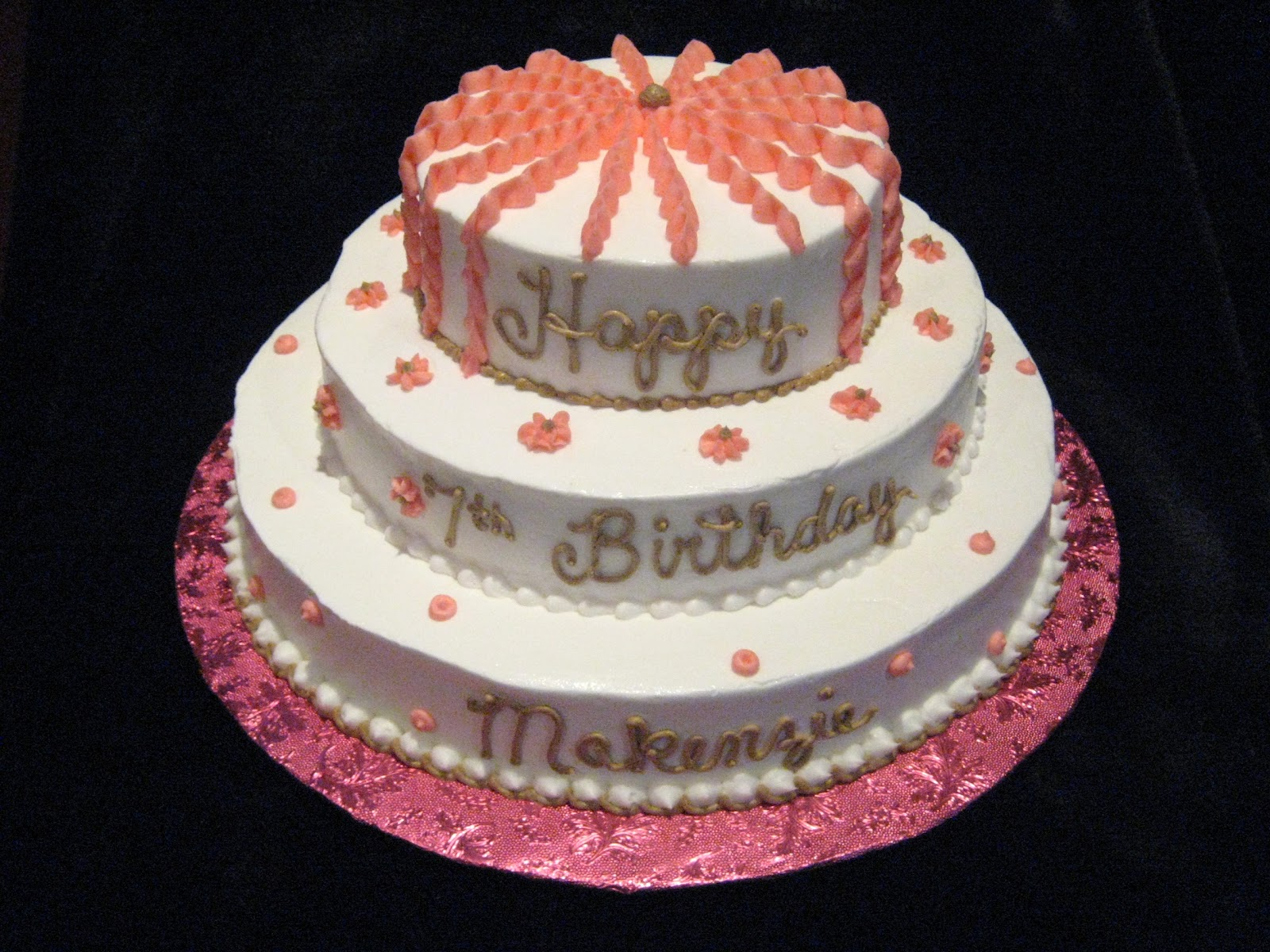 Romantic birthday cake ~ TRAVEL AND TOURIST PLACES OF THE ...