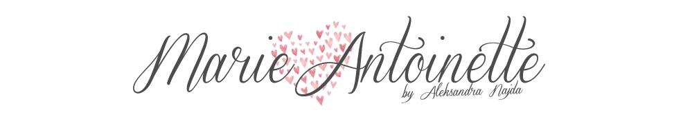 Blog o modzie - Marie Antoinette