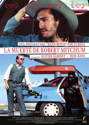 La Muerte de Robert Mitchum