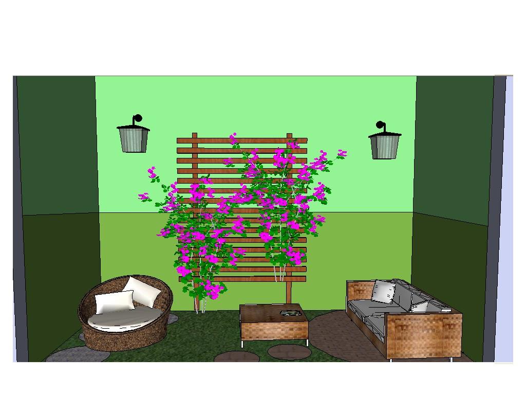 decoracao de interiores universidade:projeto de um jardim de inverno localizada em ferraz de vasconcelos sp
