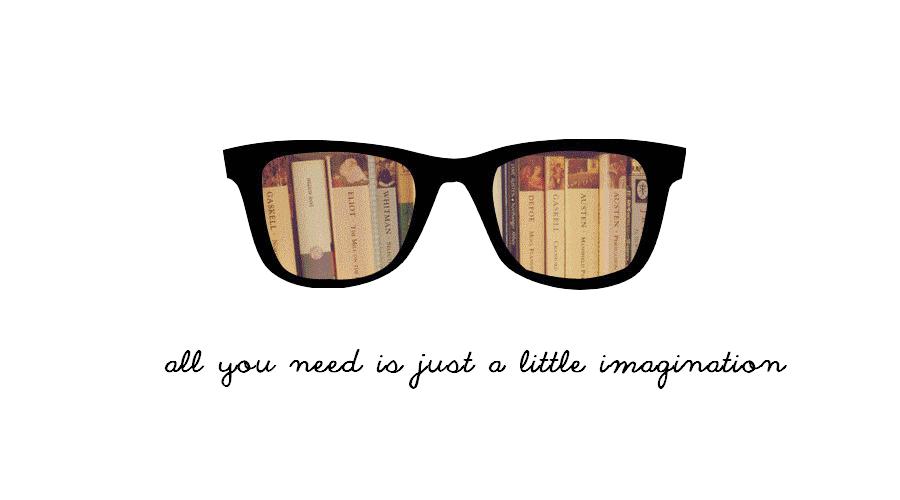 Imagination Beats Reality