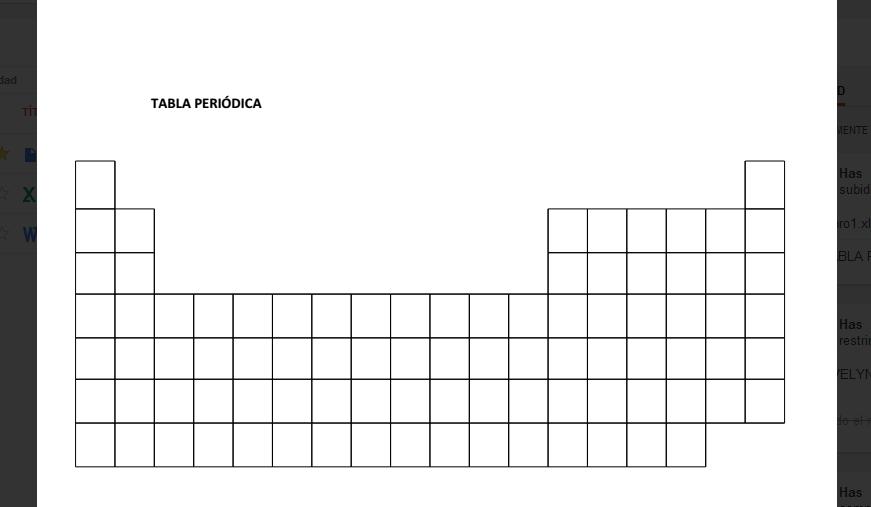 trabajos de tecnologa tabla peridica la tabla peridica lo he hecho con word sin los elementos convert el archivo en pdf aqu podis ver una imagen urtaz Image collections