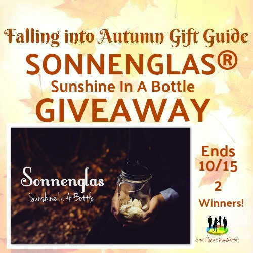 The Sonneglass Sunshine In A Bottle Giveaway