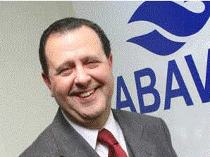 Antônio Azevedo, presidente da Abav Nacional