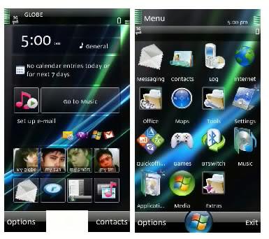 Symbian Vista Ultimate