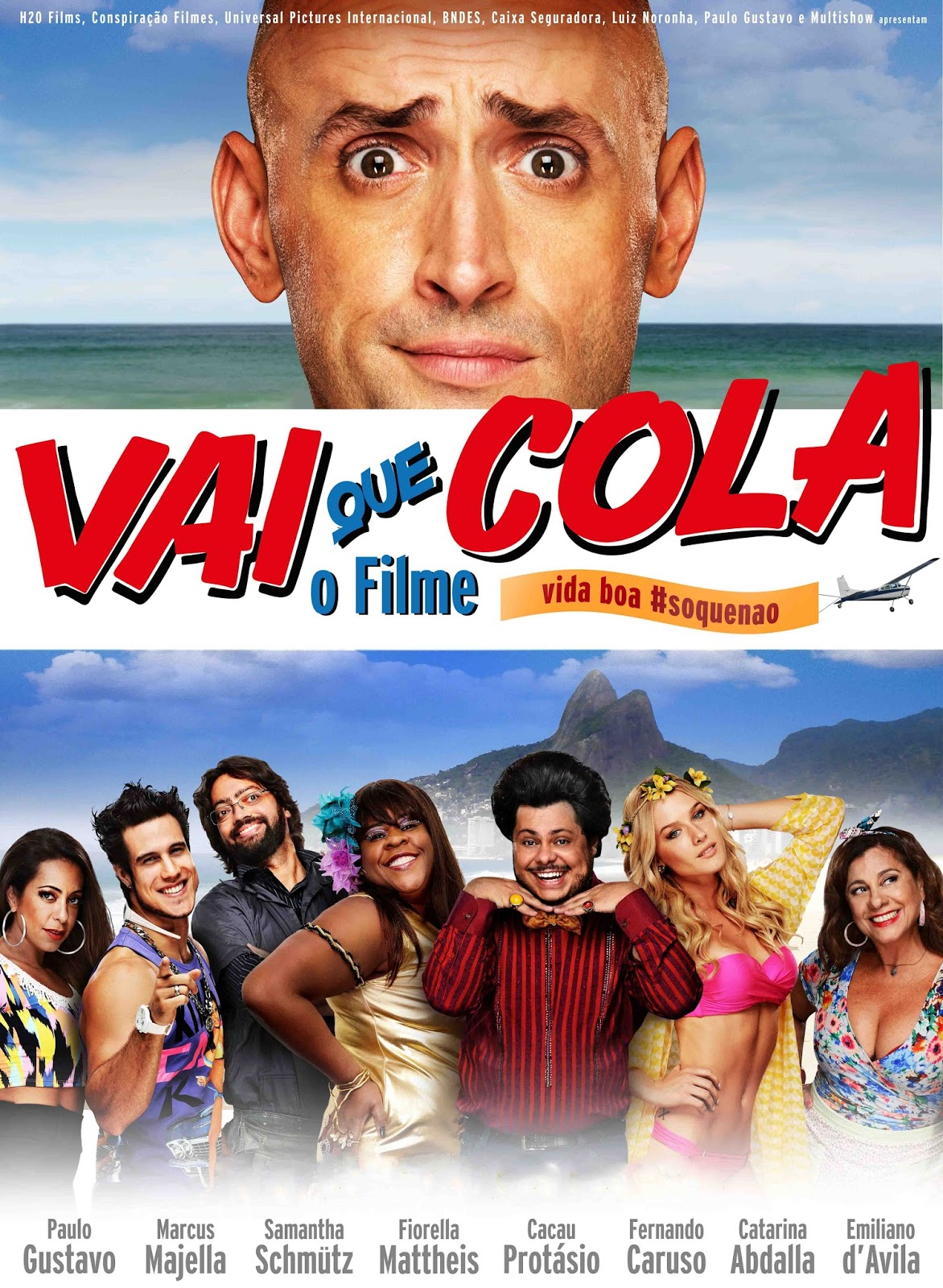 Vai que Cola O Filme (2015) WEB-DL 1080p Nacional Torrent