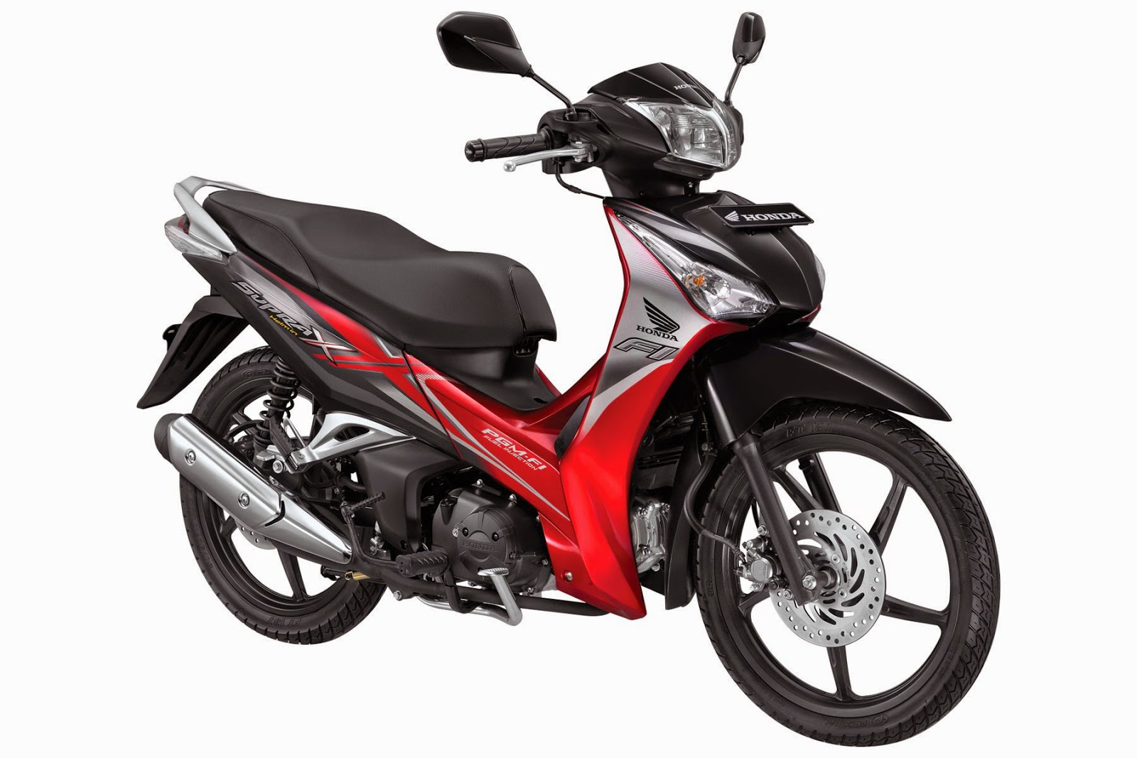 Spesifikasi Honda Supra X 125 Helm in PGM-FI