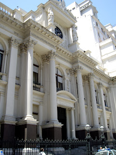 Banco Central de Argentina. Foto: bennylope/Wikimedia Commons