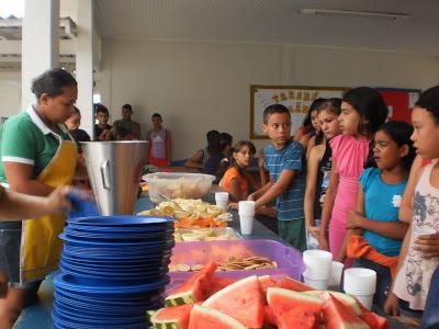 Escola Brigadeiro inicia fase escolar do Atleta na Escola