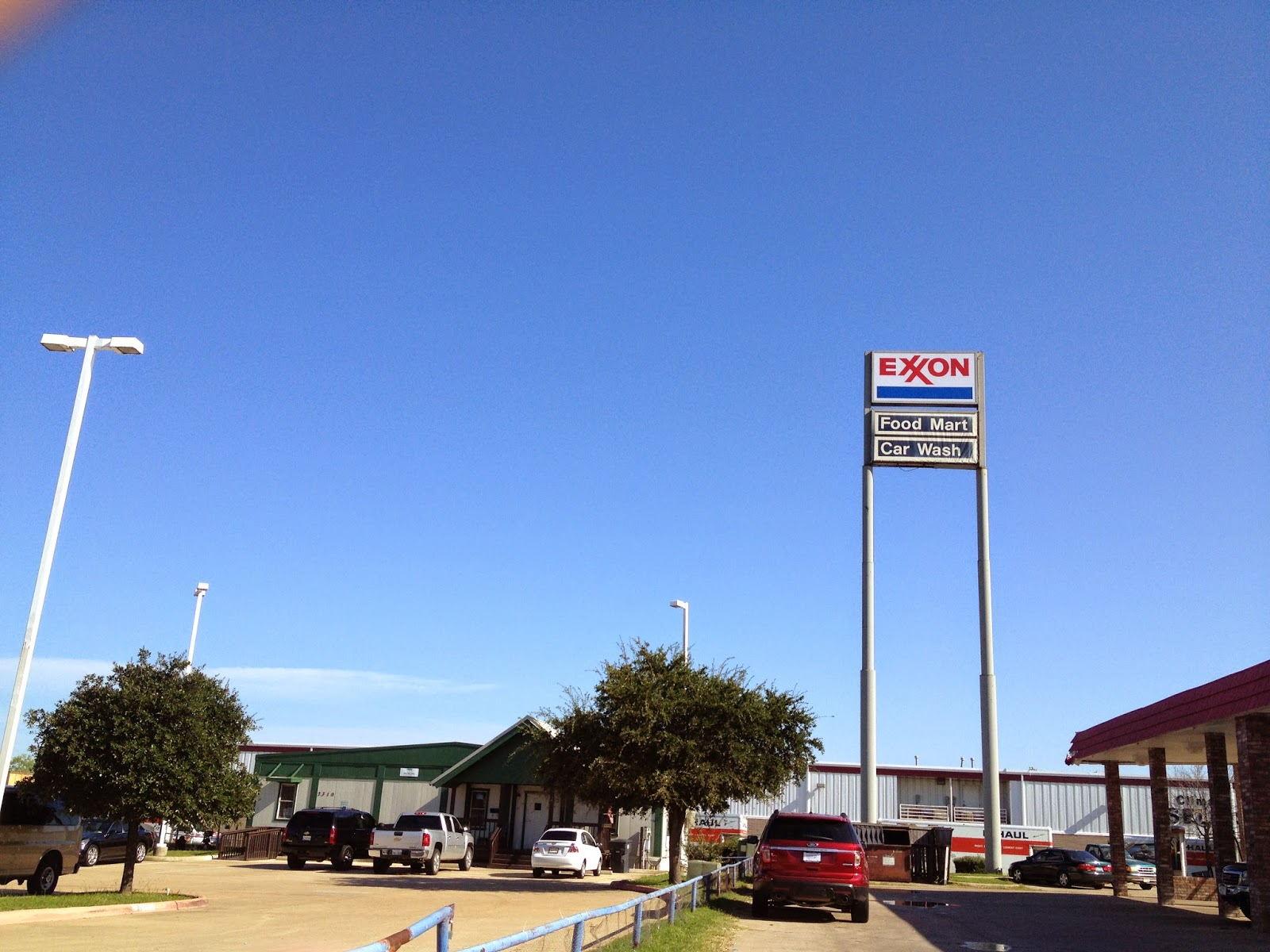 Brazos buildings businesses gas station for Majestic homes bryan tx
