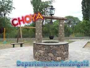 Conociendo Choya - Andalgalá