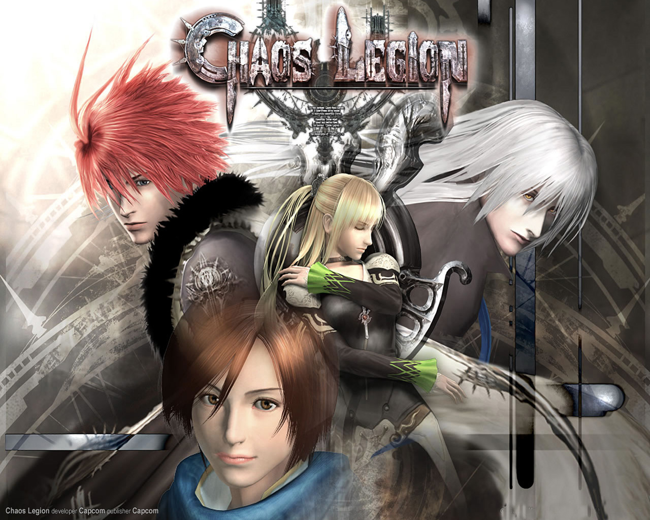 Download Game Chaos Legion RIP 94mb | Game PC