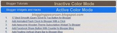 Cara Membuat Widget DAFTAR ISI atau SITEMAP di Blogger KEREN