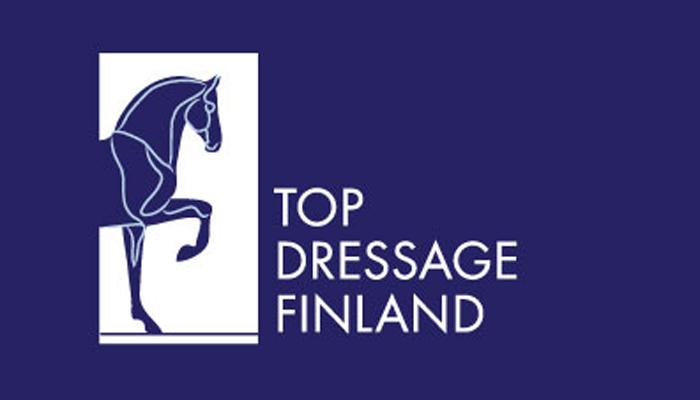 Kuulumme Top Dressage Finlandiin