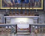 Tumba de Juan Pablo II