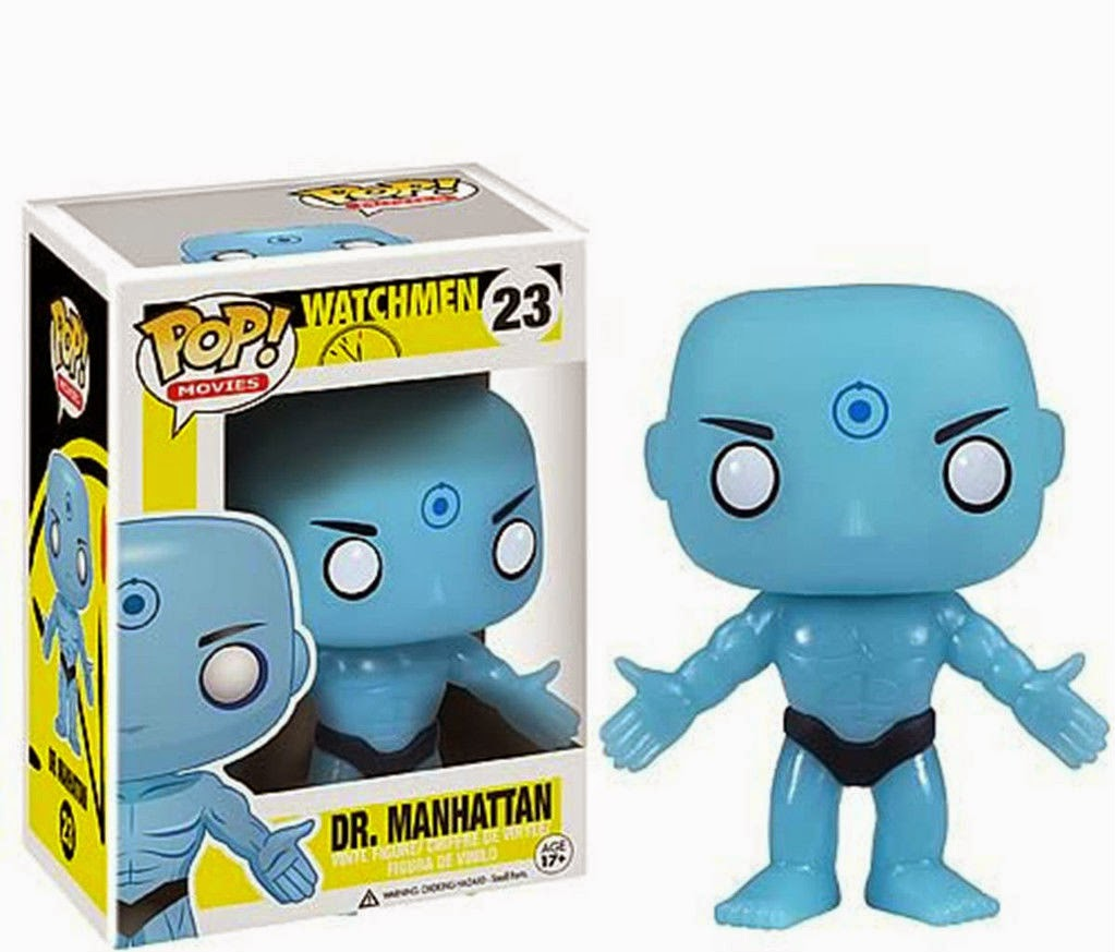 Funko Pop! Dr Manhattan