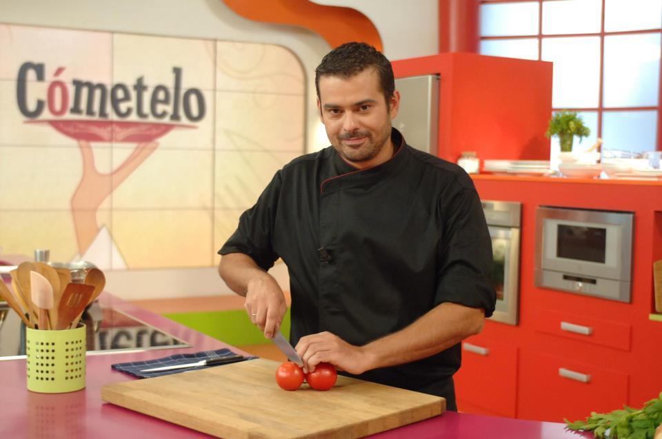 El horr entrevista a enrique sanchez cocinero y presentador de cometelo - La cocina de cometelo ...