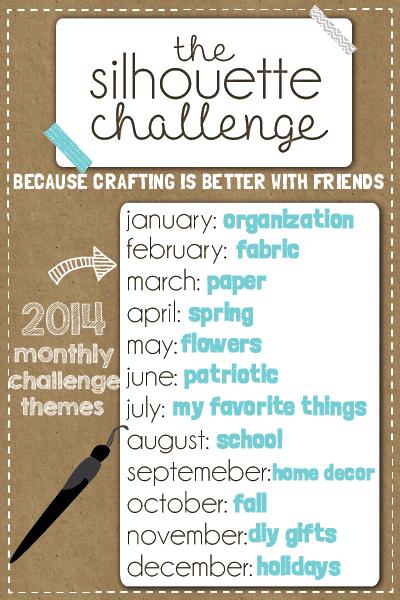 Silhouette Challenge 2014