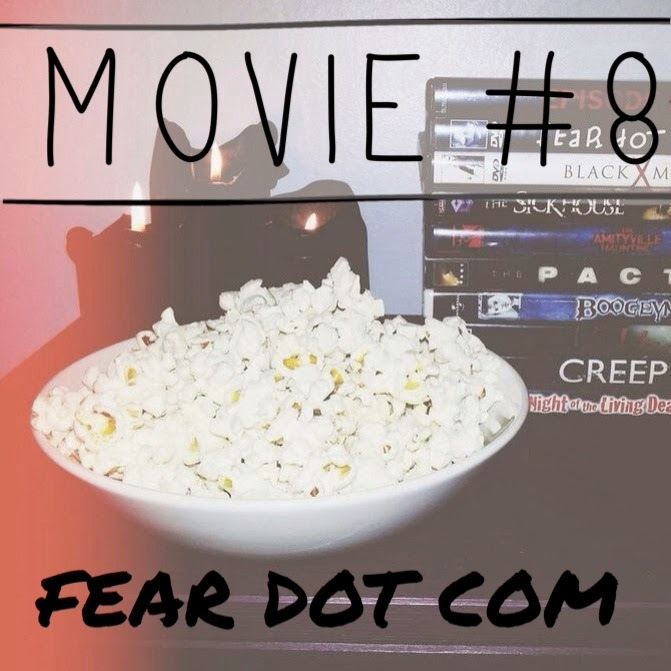 Inspire Magazine Online - UK Fashion, Beauty & Lifestyle blog | My B-List Horror Movie Challenge // Fear Dot Com; Inspire Magazine Online; Inspire Magazine, B-List Horror Movie Challenge; Horror Movie; Halloween; Fear Dot Com; Fear Dot Com Review