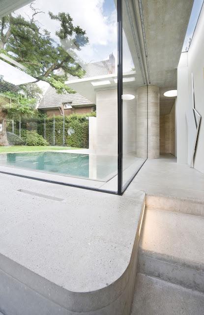 glass house design