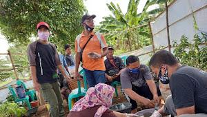 Bangkitkan Kesadaran Masayarakat, KRL Hayang Bersih 2 Adakan Berbagai Kegiatan Pengolahan Sampah