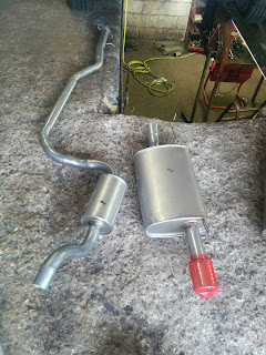 Ford Puma Exhaust Replacement Cost