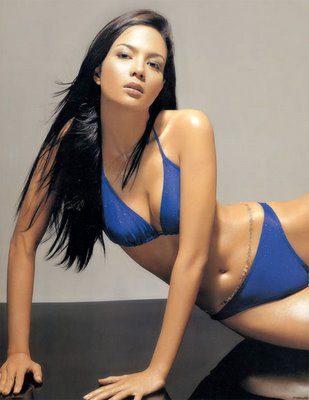 Asian Actress Sonya Couling