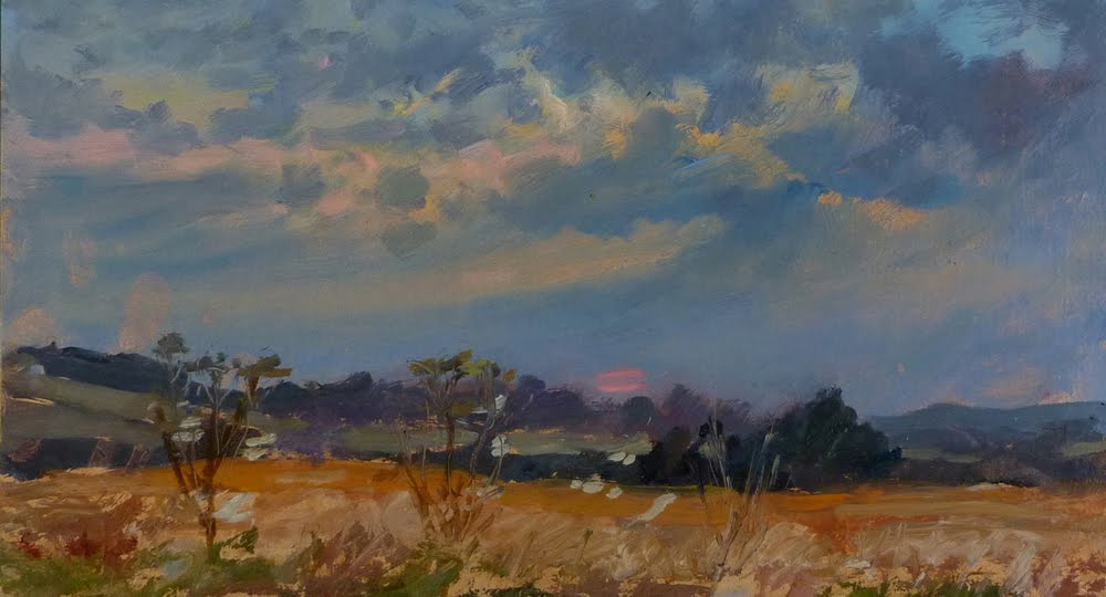 My 'Plein Air' Painting Gallery