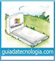 Fim ao Windows XP