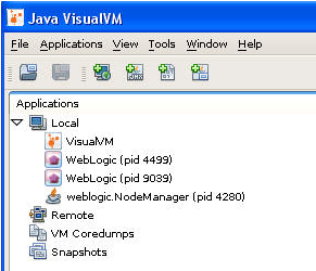 appliation to have an html interface for java applications