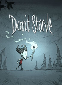Don't Starve PC Box Art Cover