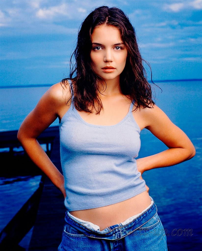 The Cathode Ray Mission: Femme Fatale Friday: Katie Holmes Katie Holmes