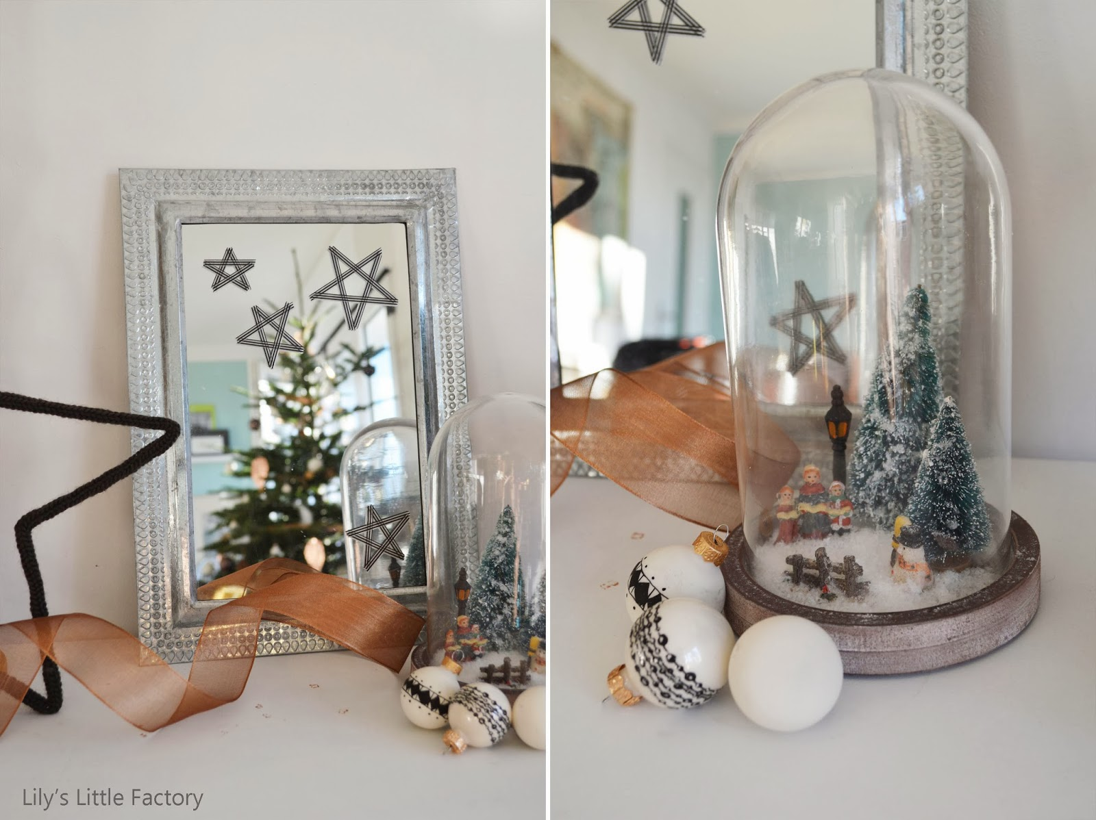 It 39 s christmas time 3 mon petit chez moi version no l for Decoration verre