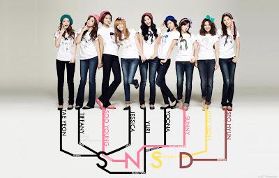 SNSD Members Wallpaper