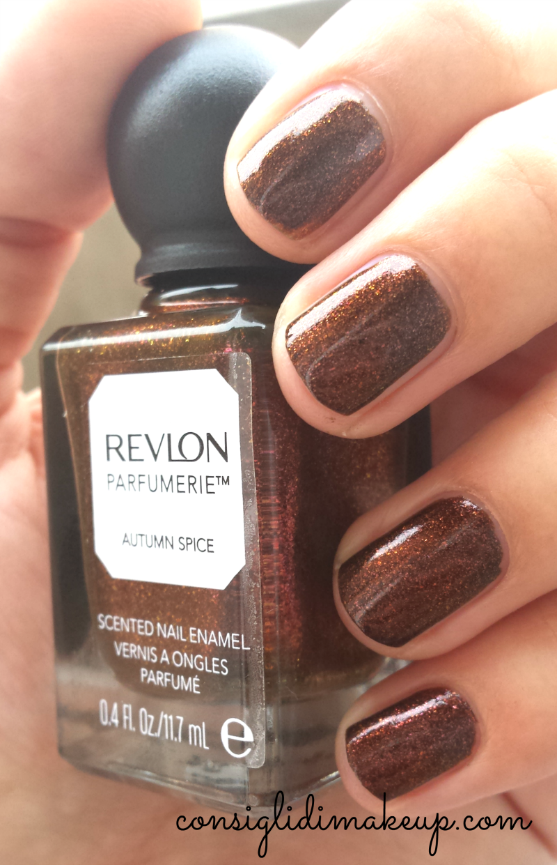 NOTD: Autumn Spice - Revlon Parfumerie