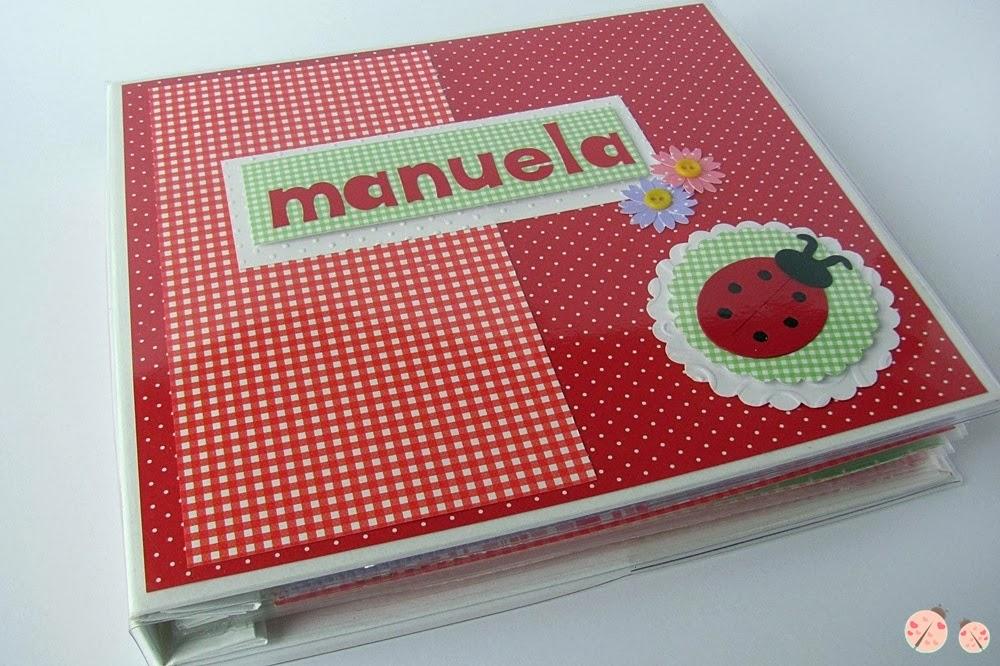 Clube da joaninha lbum personalizado joaninhas - Album de fotos personalizado ...