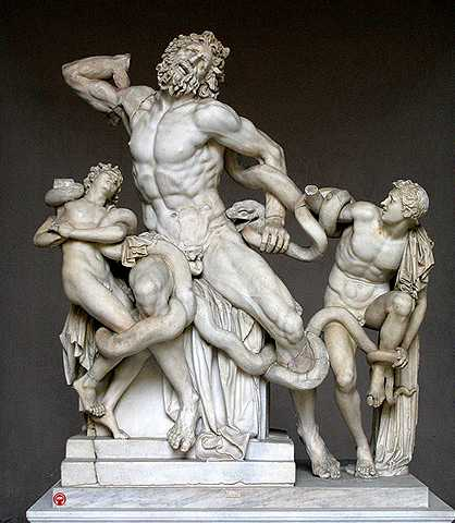 Escultura realista e hiperrealista griega