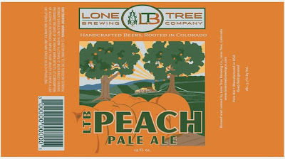 Lone Tree Brewing Peach Pale Ale